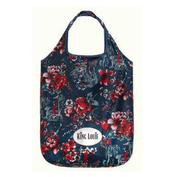 King Louie eco bag cherise red