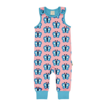 Maxomorra playsuit Bluewing Butterfly