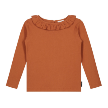 Daily Brat Sofia longsleeve Colombia brown